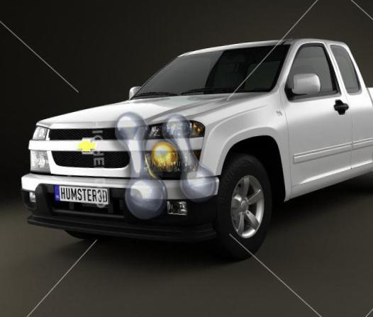 Chevrolet Colorado Extended Cab Photos And Specs Photo Chevrolet