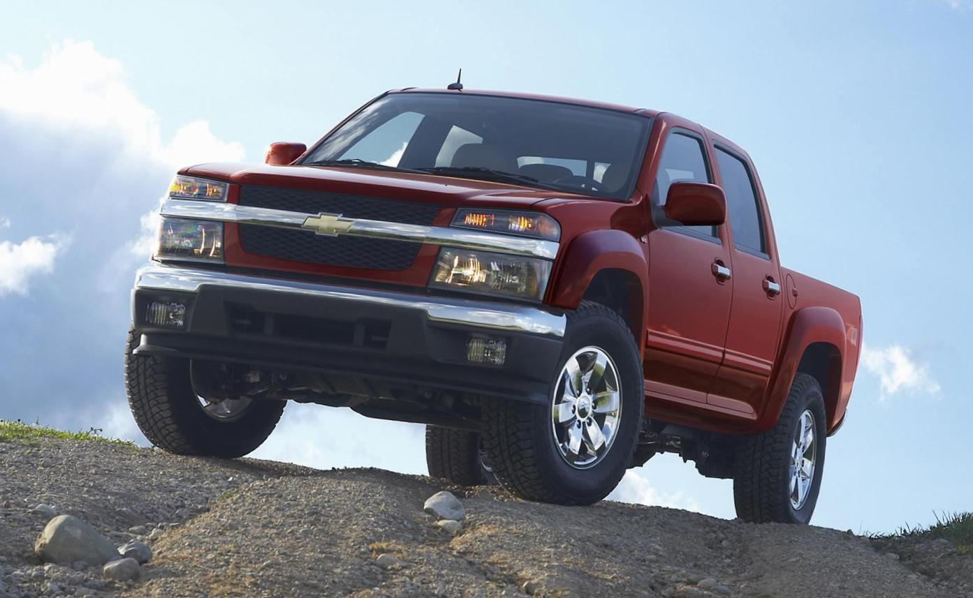 Chevrolet Colorado Crew Cab cost 2012