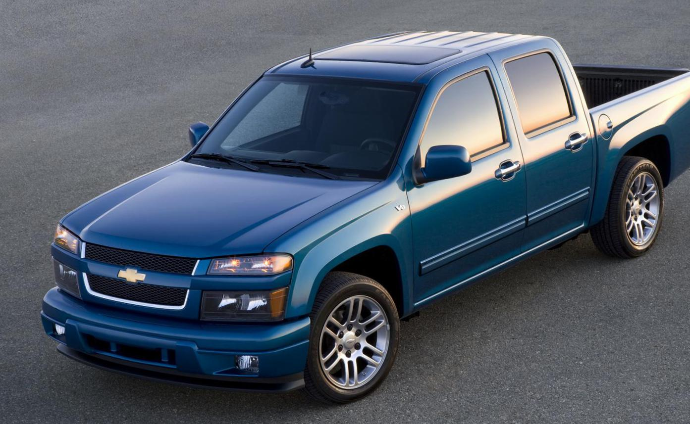 Chevrolet Colorado Crew Cab prices minivan