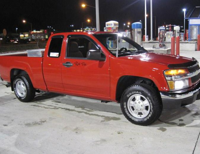 Colorado Extended Cab Chevrolet for sale 2013