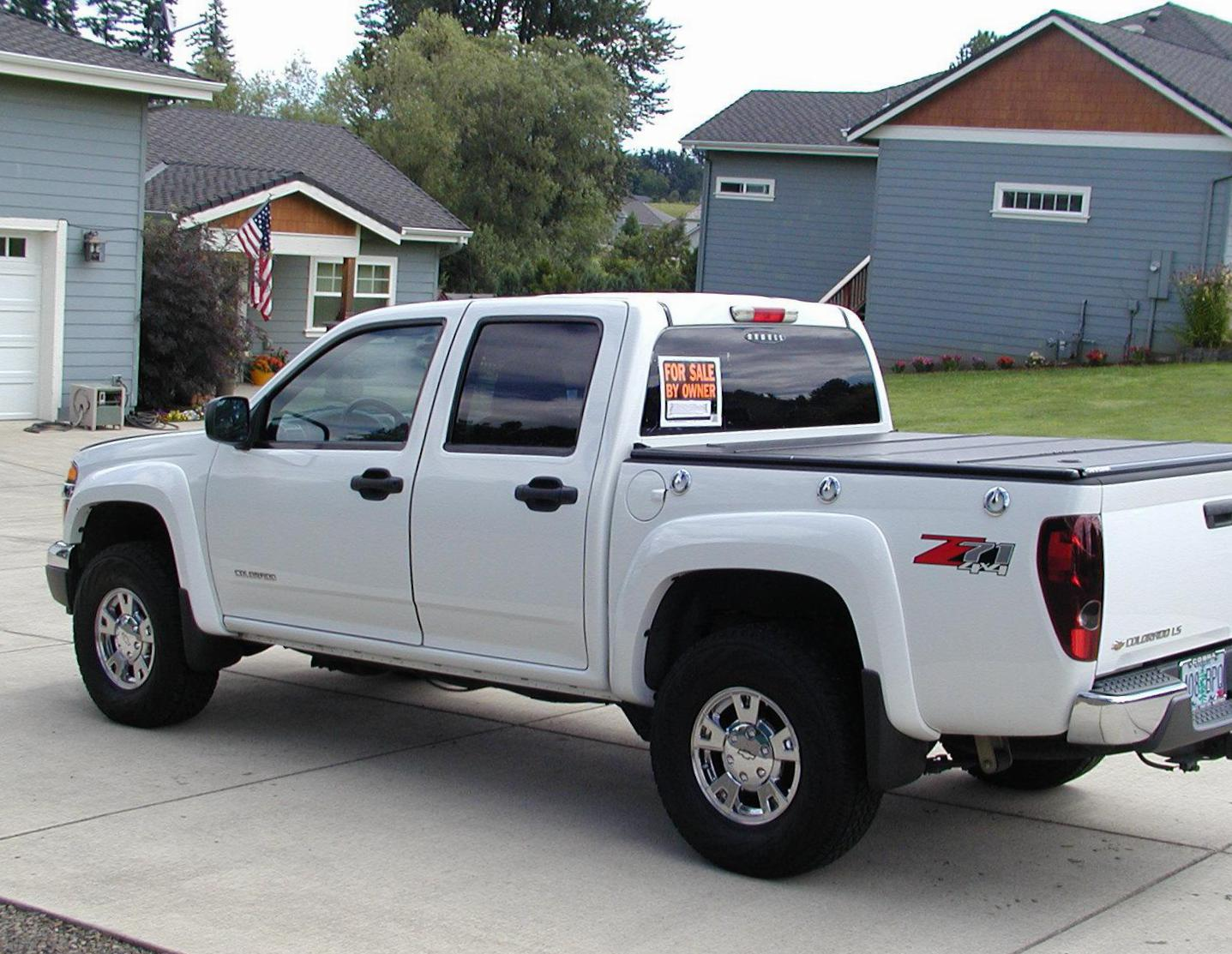 Chevrolet Colorado Crew Cab auto coupe