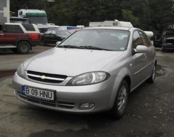 Chevrolet Lacetti approved pickup