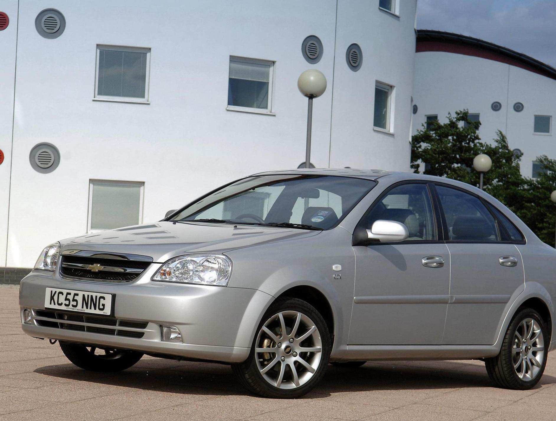 Chevrolet Lacetti models 2013
