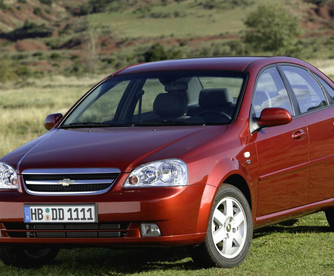 Chevrolet Lacetti reviews 2012