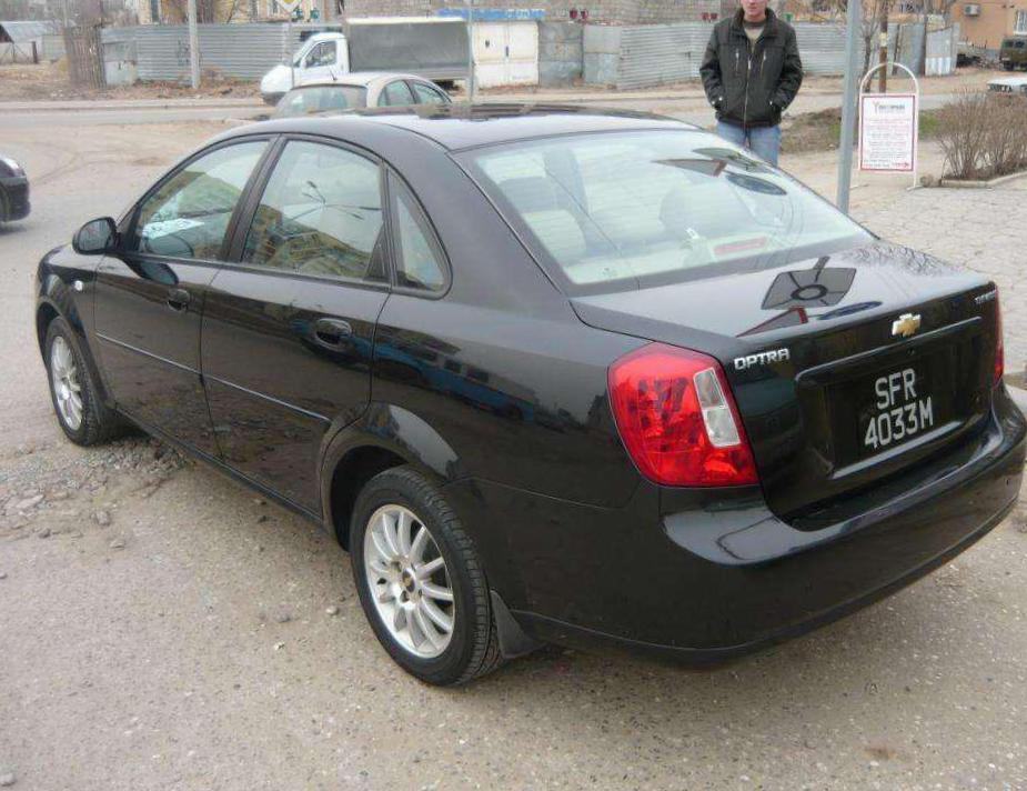 Lacetti Chevrolet prices suv