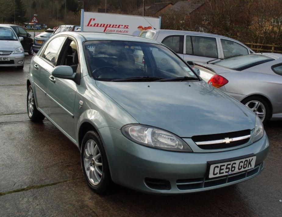Chevrolet Lacetti Hatchback new 2011