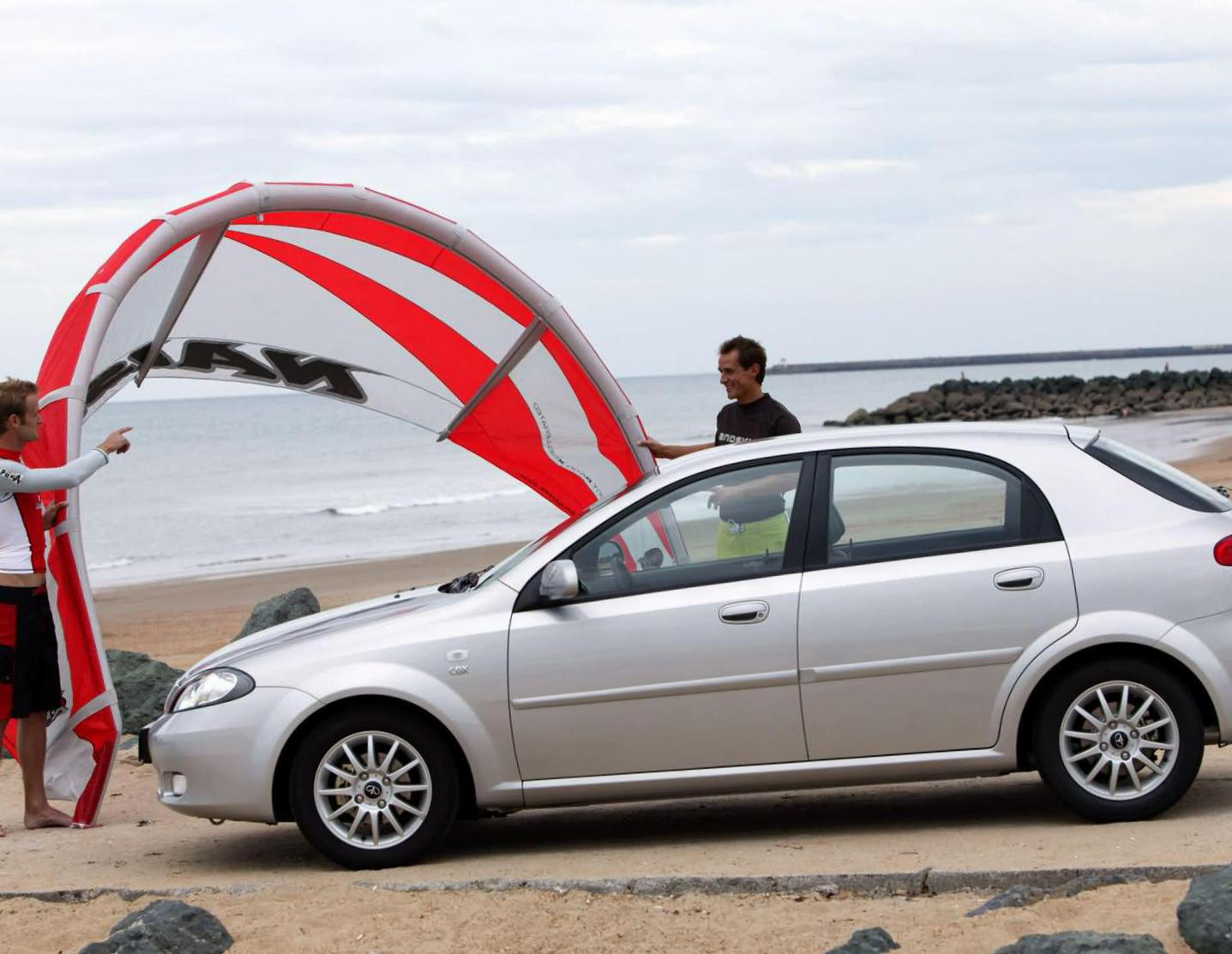 Chevrolet Lacetti Hatchback review hatchback