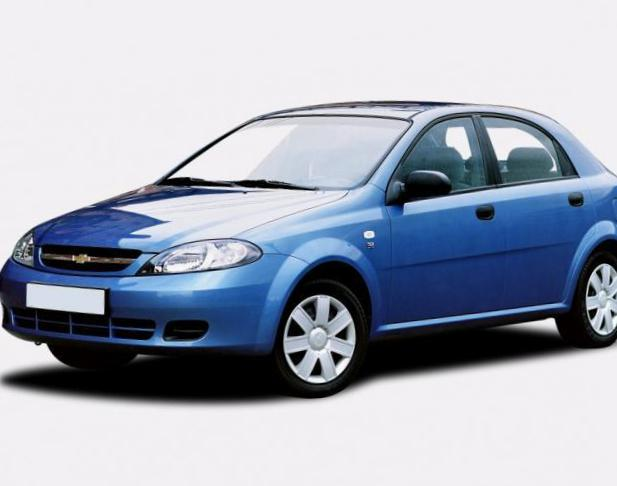 Lacetti Hatchback Chevrolet tuning sedan