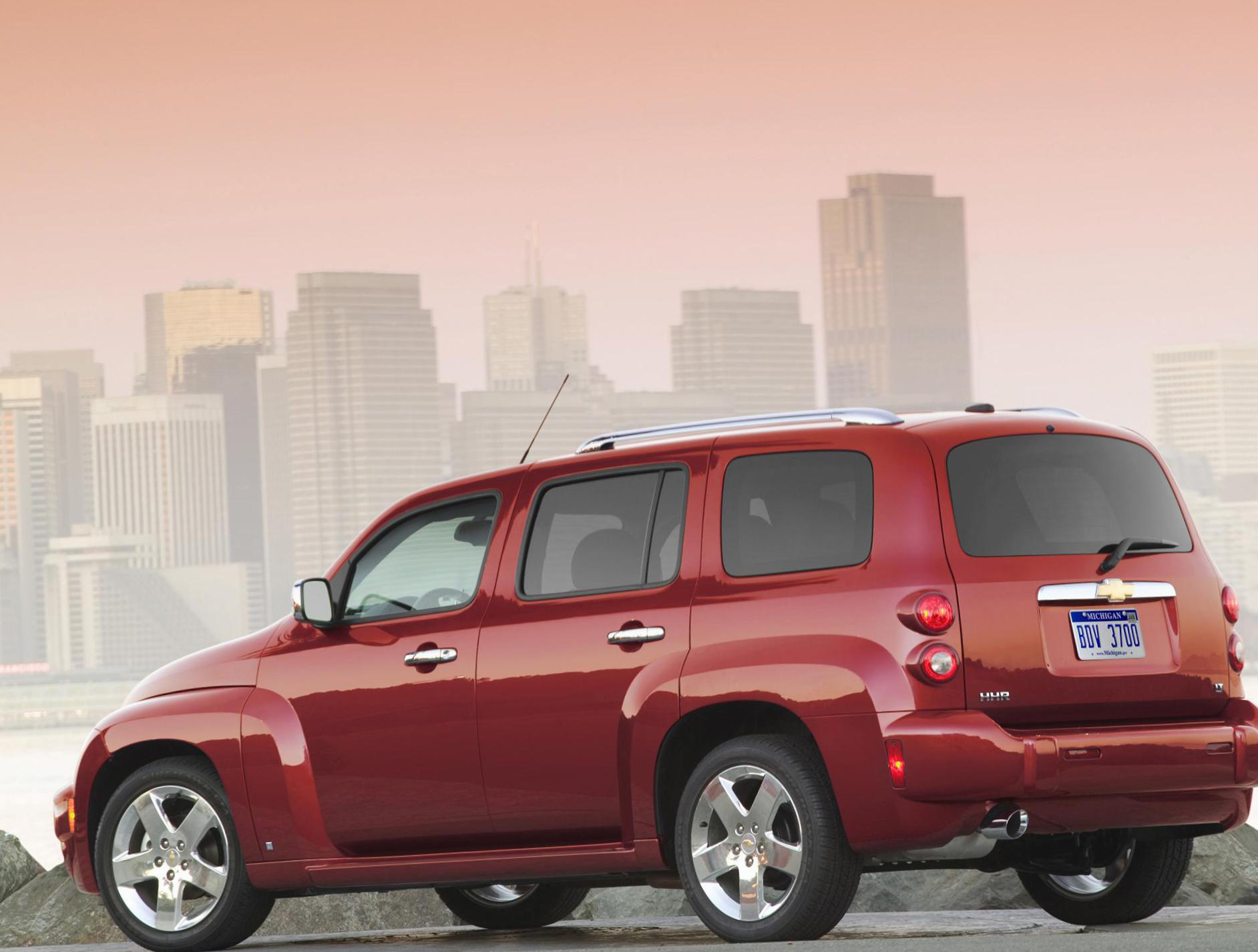 Chevrolet HHR new 2013