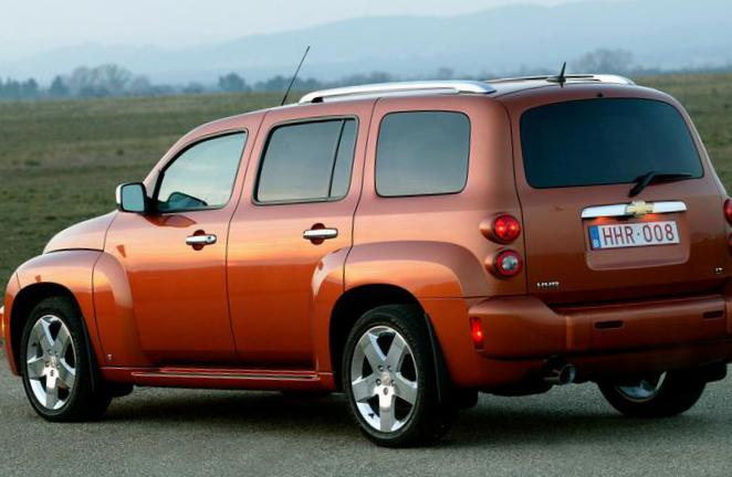 HHR Chevrolet approved 2008