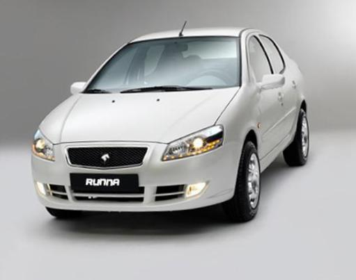 Iran Khodro Runna model 2009
