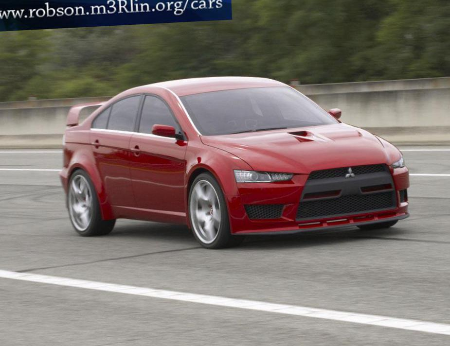 Mitsubishi Lancer X how mach sedan