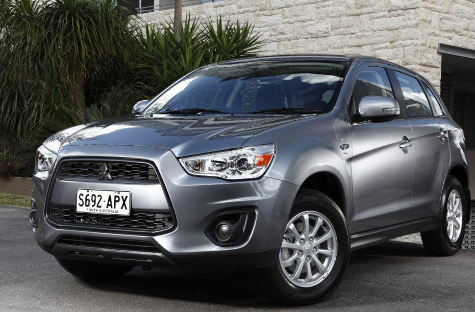 Mitsubishi ASX for sale 2004