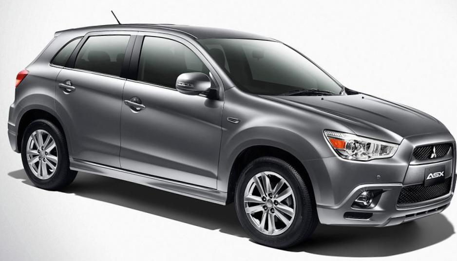 Mitsubishi ASX model hatchback