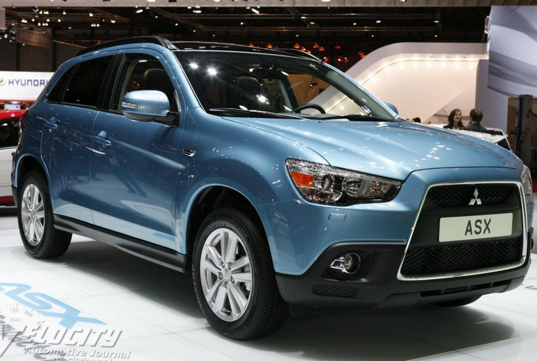 ASX Mitsubishi Specifications 2013