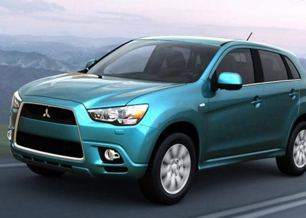 Mitsubishi ASX approved 2008