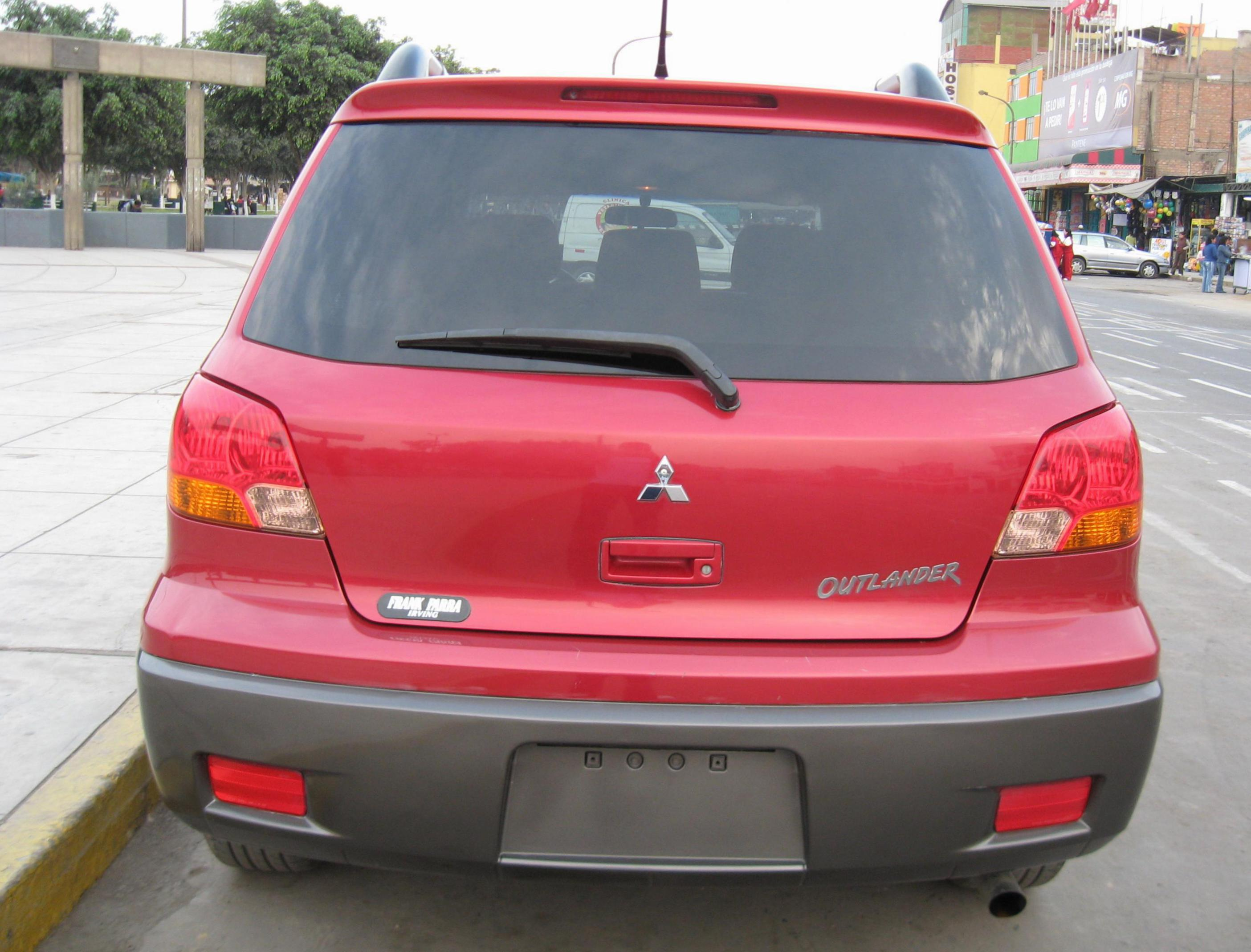 Mitsubishi Outlander for sale 2008