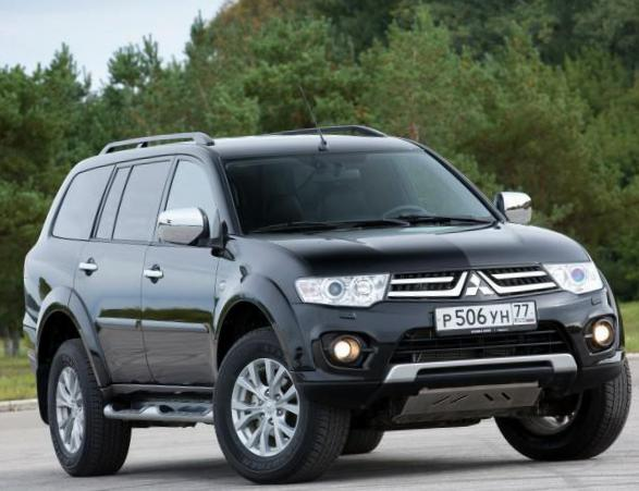 Mitsubishi Pajero Sport approved hatchback