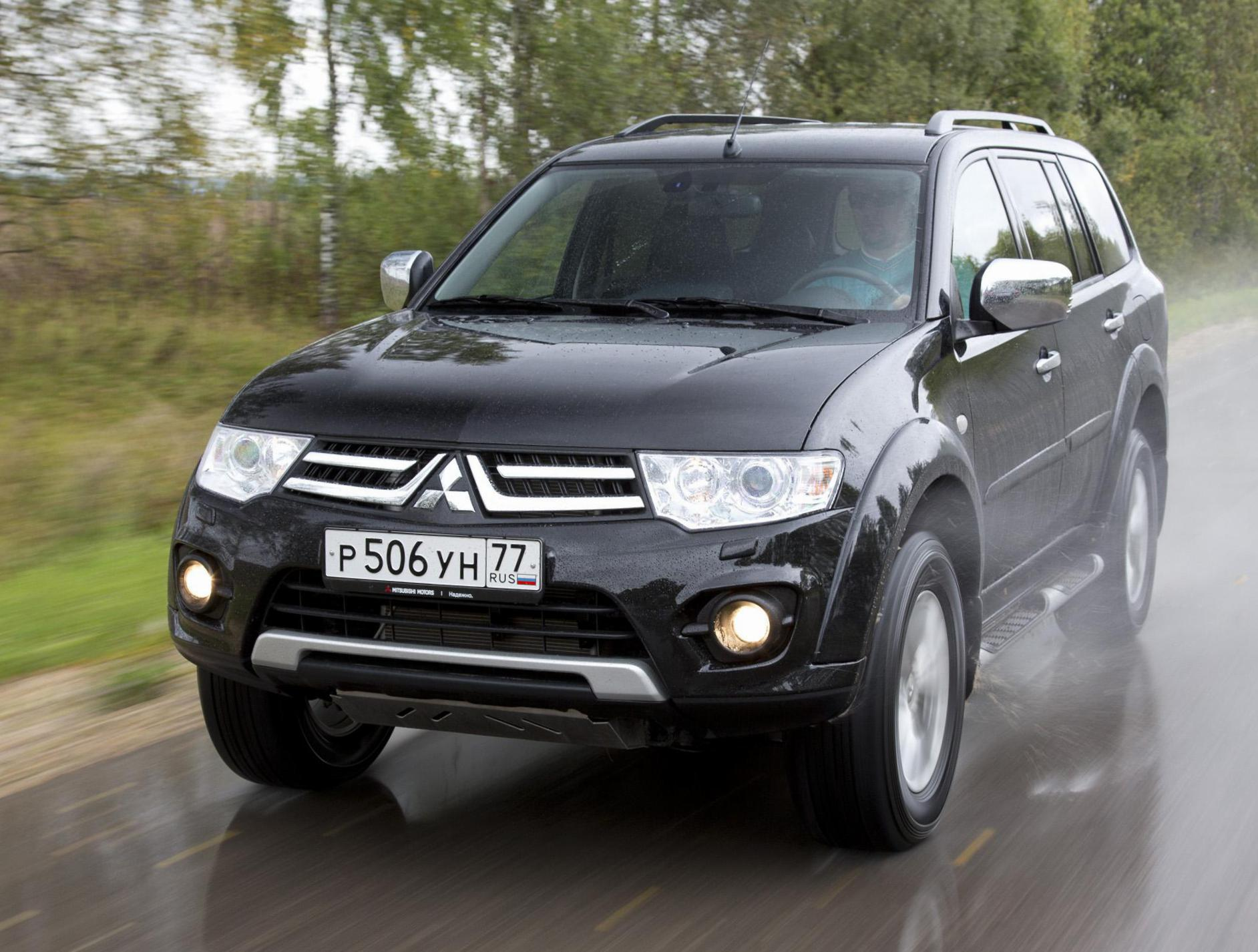 Pajero Sport Mitsubishi reviews sedan