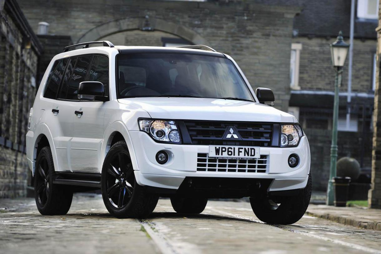 Pajero Sport Mitsubishi Specification cabriolet