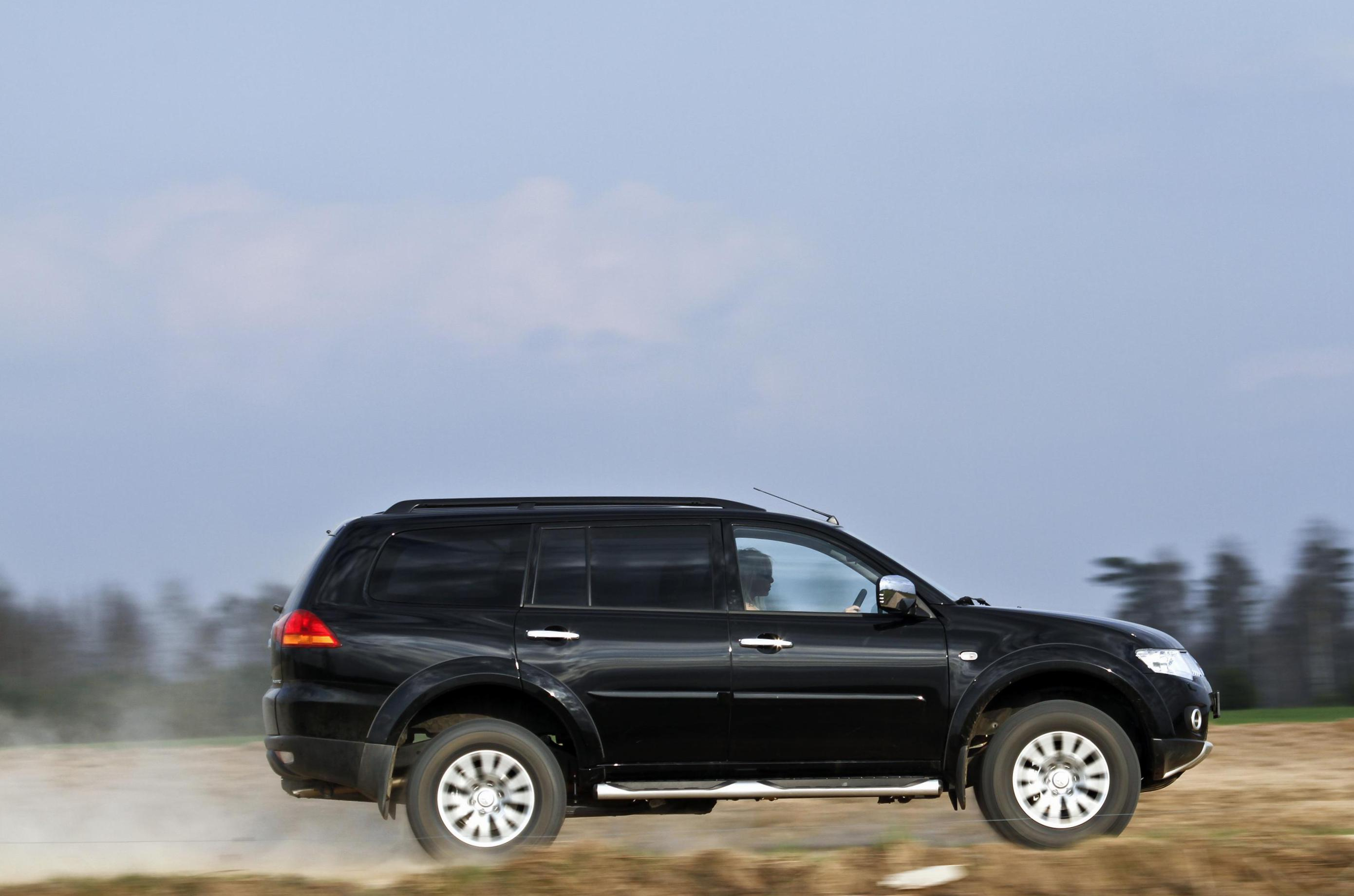 Mitsubishi Pajero Sport for sale 2009
