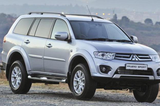 Mitsubishi Pajero reviews hatchback