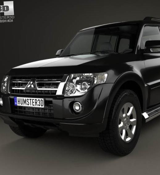 Pajero Wagon Mitsubishi Specification pickup