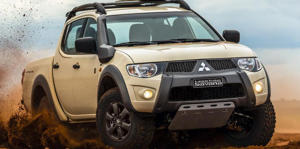 Mitsubishi L200 Specifications 2013