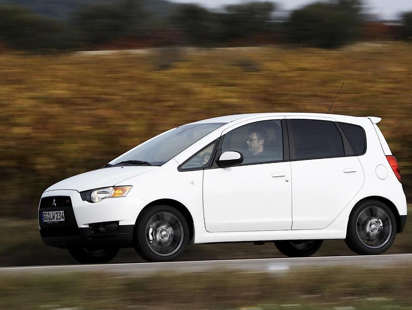 Colt 5 doors Mitsubishi Specifications 2012