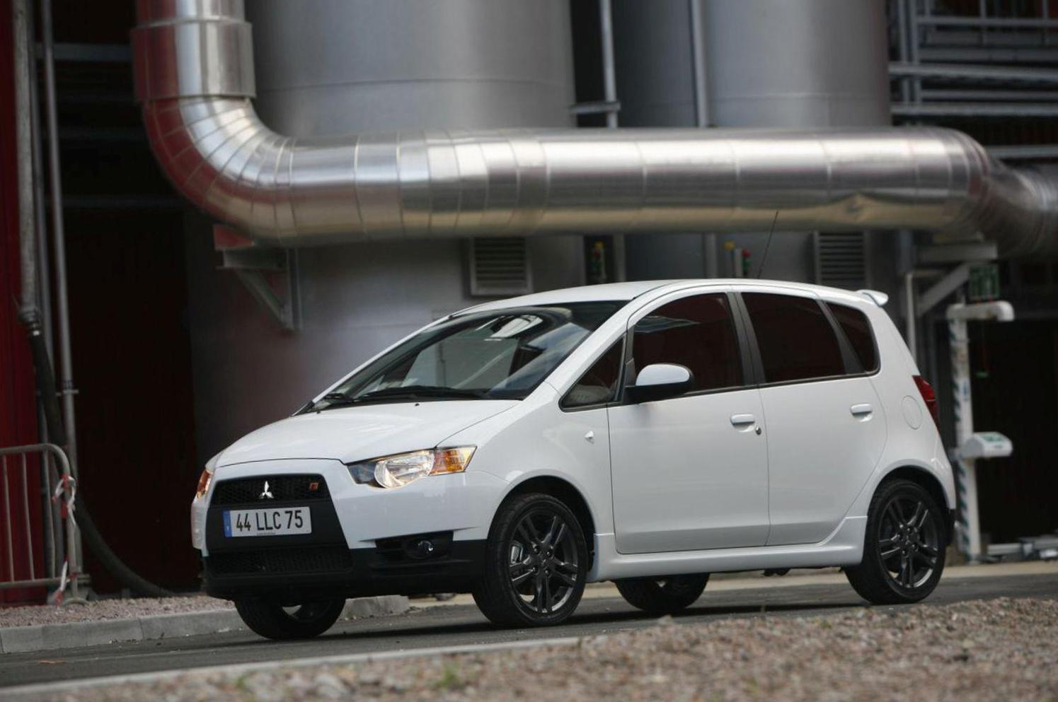 Mitsubishi Colt 5 doors how mach 2009