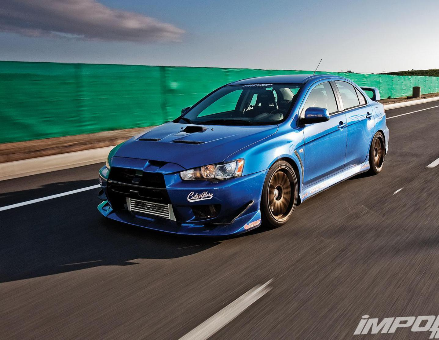 Mitsubishi Lancer Evolution X price 2016