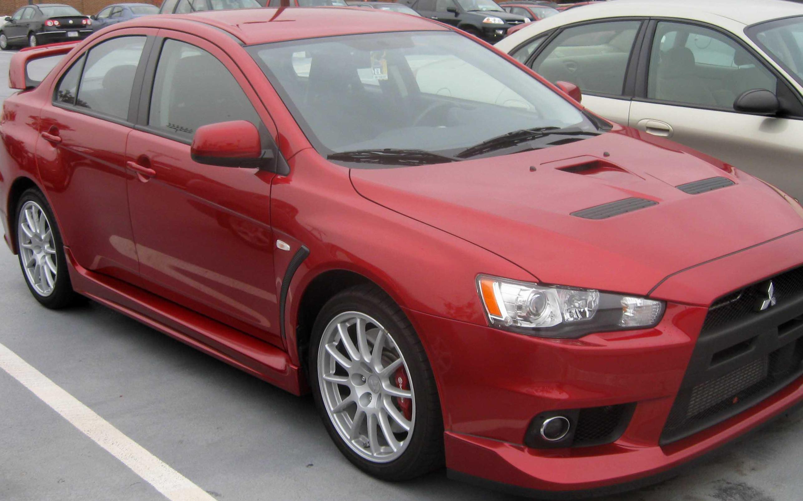 Mitsubishi Lancer Evolution X Specs 2010