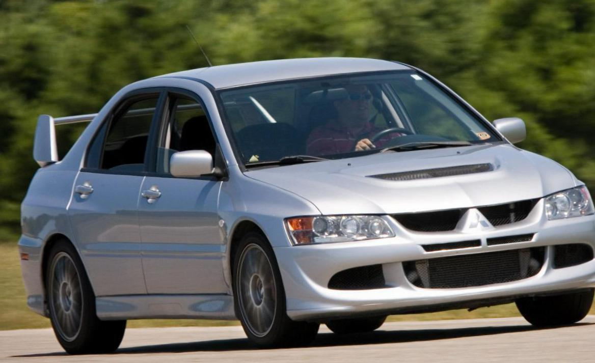 Mitsubishi Lancer Evolution 9 approved 2004