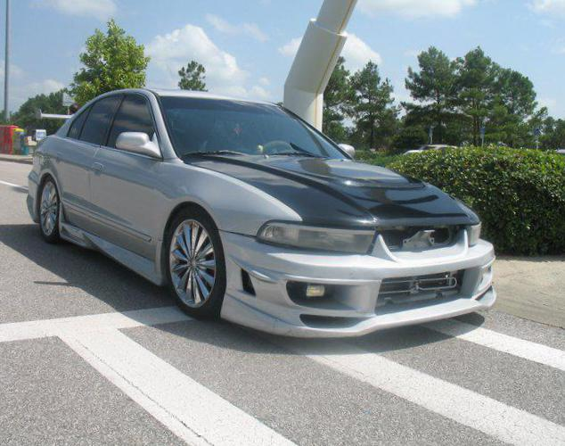 Galant Mitsubishi how mach sedan