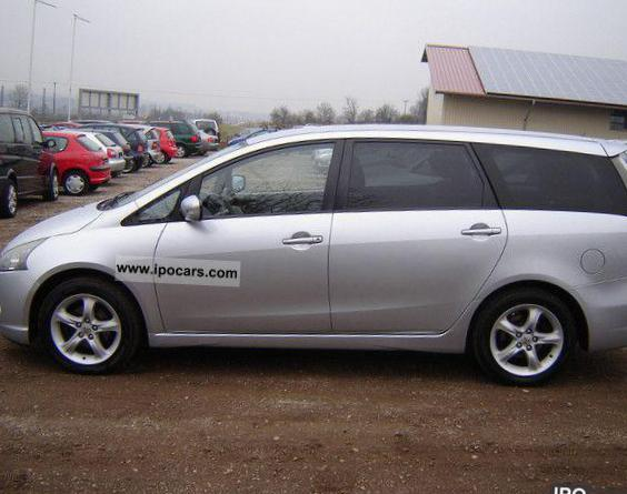 Mitsubishi Grandis Specifications 2012