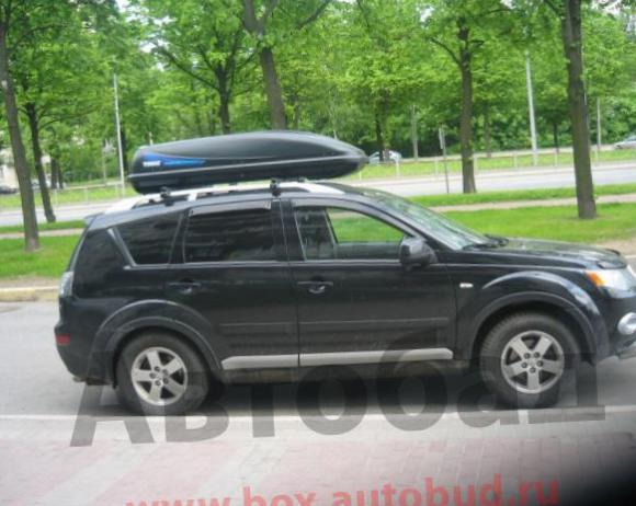 Mitsubishi Outlander XL parts 2011