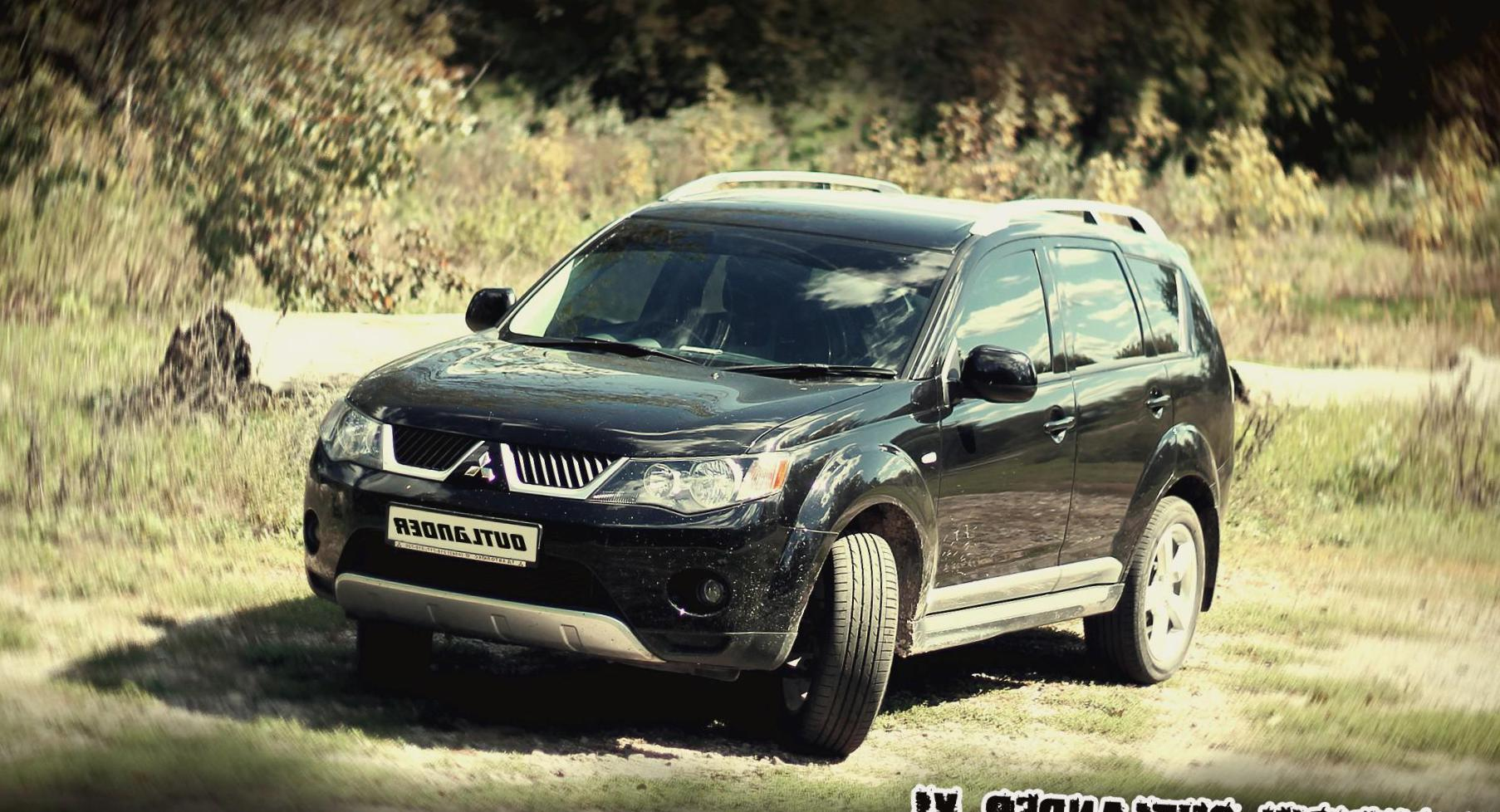 Outlander XL Mitsubishi approved 2015
