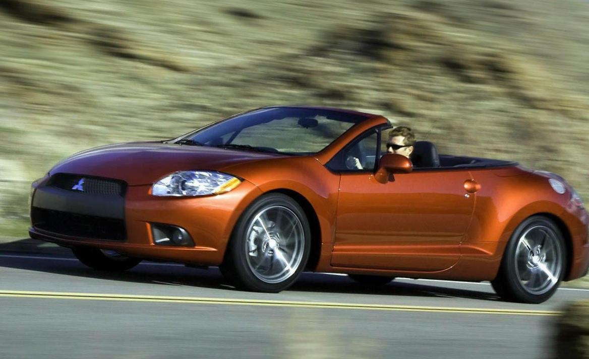 Mitsubishi Eclipse approved 2009