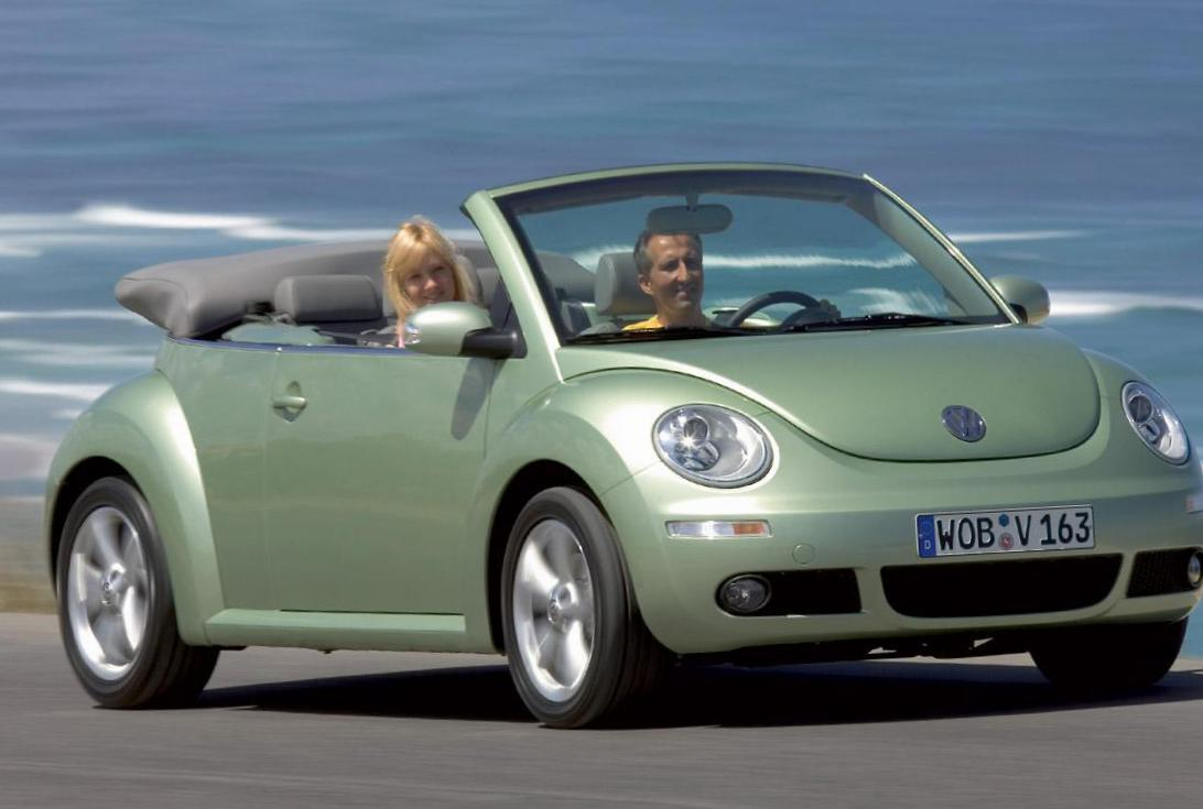New Beetle Cabriolet Volkswagen model suv