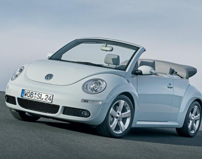 Volkswagen New Beetle Cabriolet approved suv