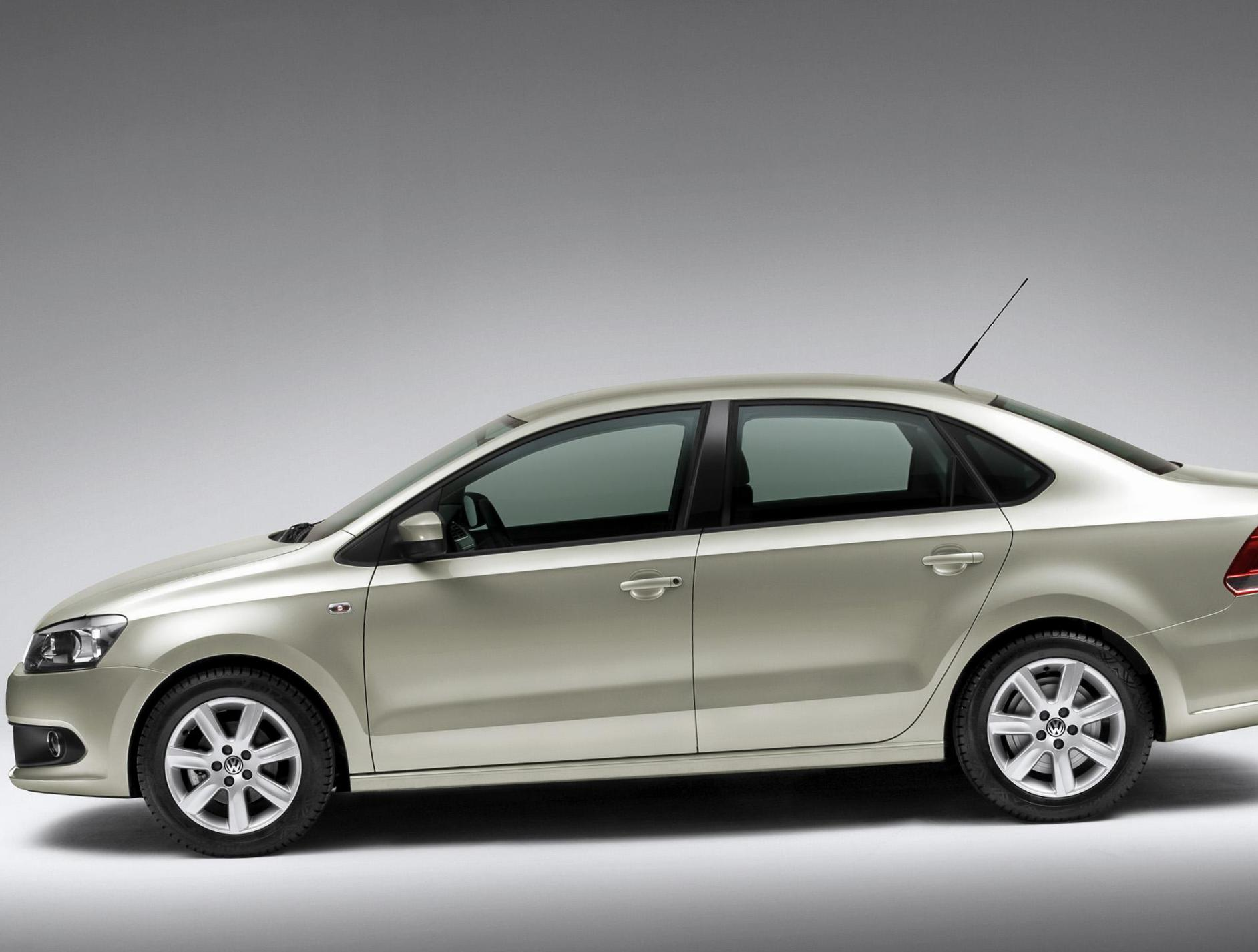 Volkswagen Polo Sedan new suv