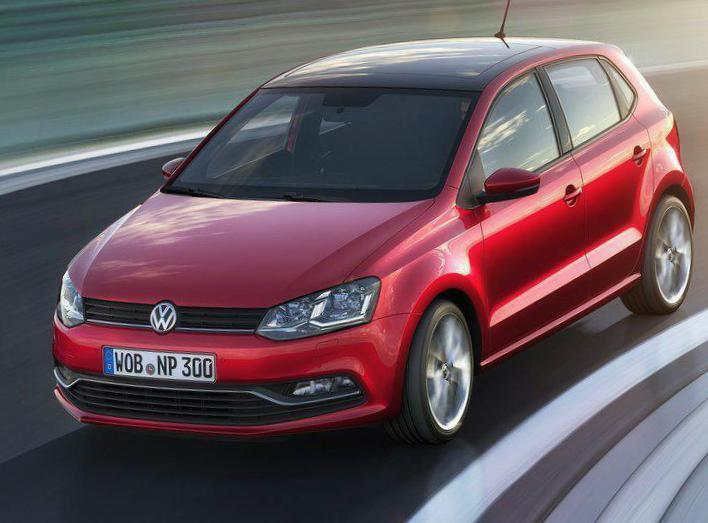 Volkswagen Polo 3 doors how mach 2012