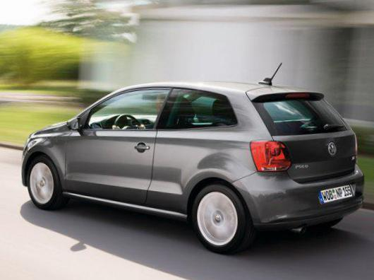 Polo 5 doors Volkswagen new 2011