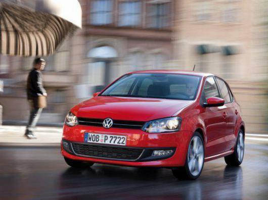 Volkswagen Polo 5 doors how mach hatchback