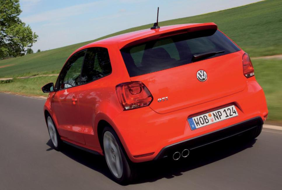 Polo GTI Volkswagen Specification 2009
