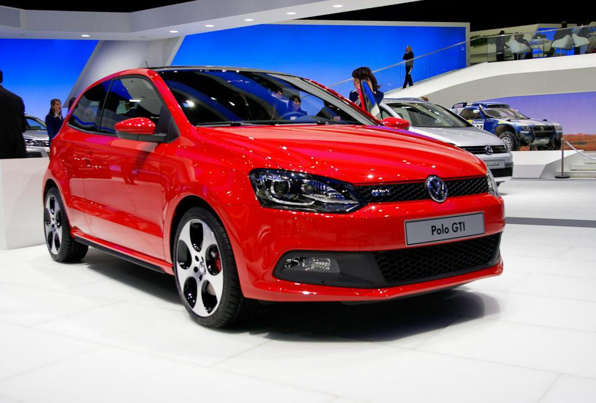 Polo GTI Volkswagen Specifications 2011