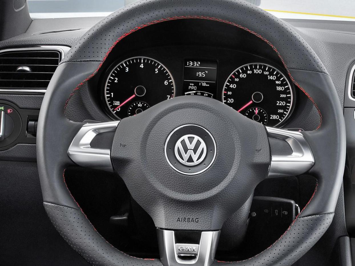 Volkswagen Polo GTI price 2013
