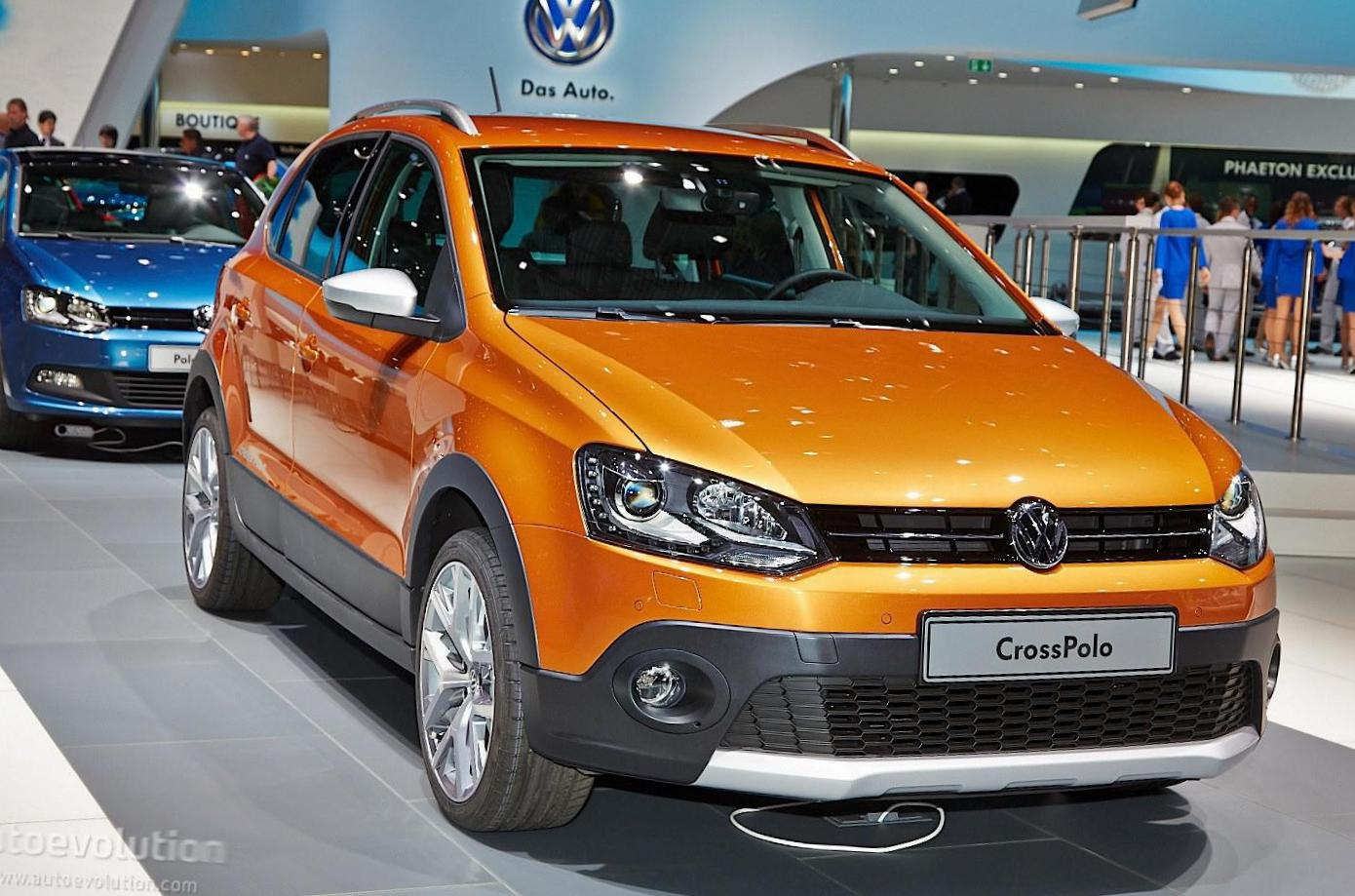 Volkswagen Cross Polo reviews pickup