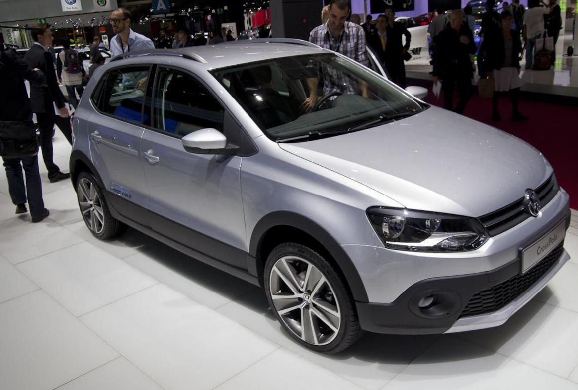 Volkswagen Cross Polo used minivan