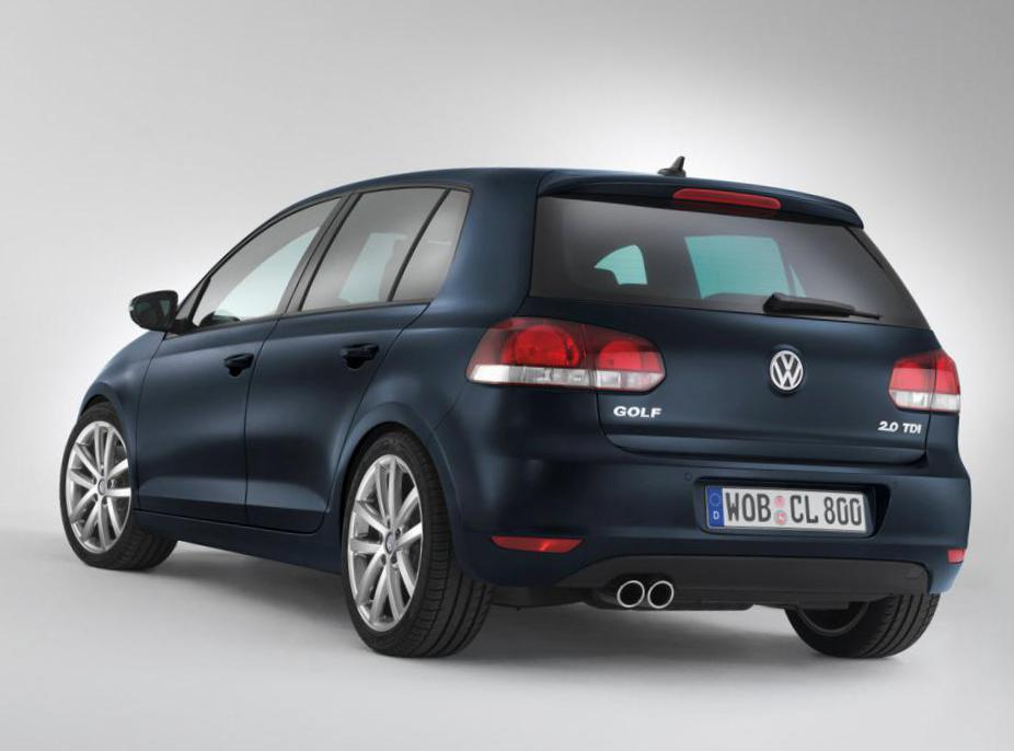 Volkswagen Golf 5 doors reviews hatchback